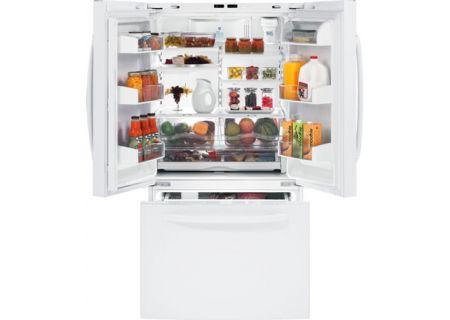 GE - GFSF6KEXWW - Bottom Freezer Refrigerators