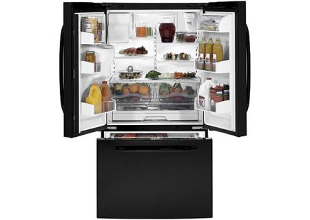GE - GFSF6KKYBB - Bottom Freezer Refrigerators