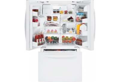 GE - GFSF6KKYWW - Bottom Freezer Refrigerators