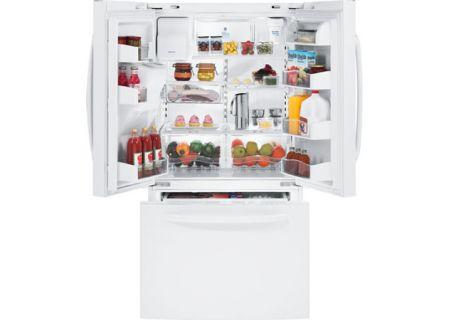GE - GFSF6KKYWW - Bottom Freezer Refrigerators