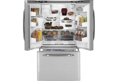 GE - GFSL6KKYLS - Bottom Freezer Refrigerators