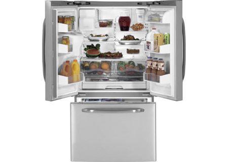 GE - GFSL6KKYLS - Bottom Freezer Refrigerators