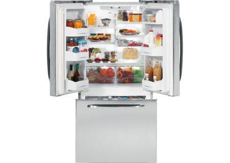 GE - GFSS2KEYSS - Bottom Freezer Refrigerators