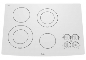 Whirlpool - GJC3055RP - Electric Cooktops