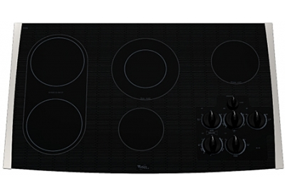Whirlpool - GJC3634RS - Electric Cooktops