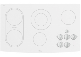 Whirlpool - GJC3634RP - Electric Cooktops