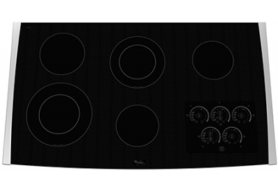 Whirlpool - GJC3655RS - Electric Cooktops