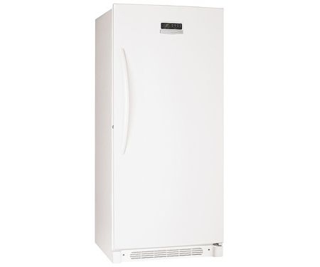 frigidaire white frost free upright freezer glfh21f8hw abt. Black Bedroom Furniture Sets. Home Design Ideas