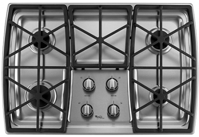 Whirlpool - GLS3074VS - Gas Cooktops