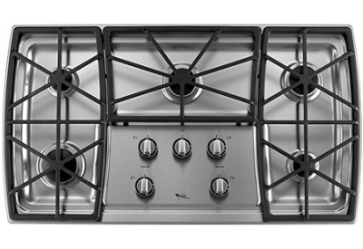 Whirlpool - GLS3675VS - Gas Cooktops