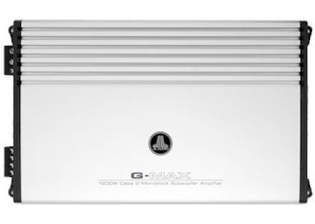 JL Audio - G-MAX - Car Audio Amplifiers