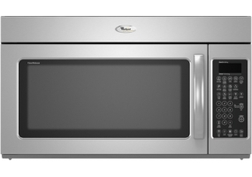 Whirlpool - GMH5184XVS - Microwave Ovens & Over the Range Microwave Hoods