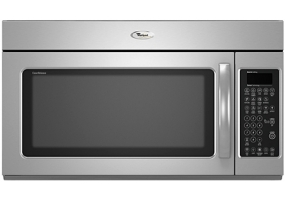 Whirlpool - GMH5184VSS - Microwave Ovens & Over the Range Microwave Hoods