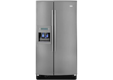 Whirlpool - GS5DHAXVY - Side-by-Side Refrigerators