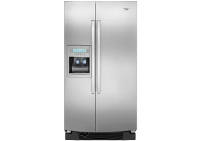 Whirlpool - GS5VHAXWA - Side-by-Side Refrigerators