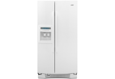Whirlpool - GS5VHAXWQ - Side-by-Side Refrigerators