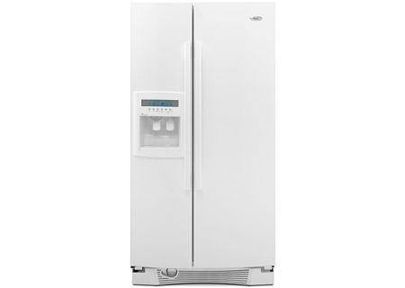 Whirlpool - GS5VHAXWQ - Side-by-Side Refrigerators