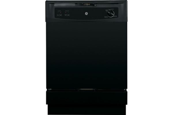 "GE 24"" Black Convertible/Portable Dishwasher - GSC3500DBB"