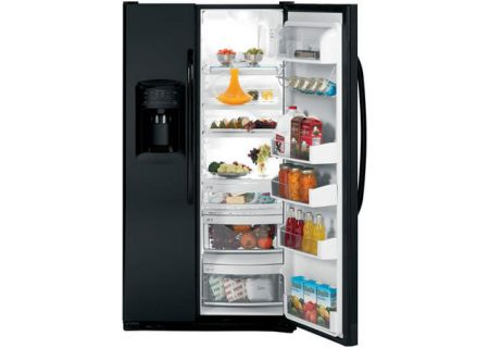 GE - GSCF3PGXBB - Side-by-Side Refrigerators