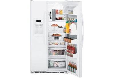 GE - GSCF3PGXWW - Side-by-Side Refrigerators