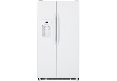 GE - GSF25IGXWW - Side-by-Side Refrigerators