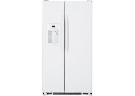 GE - GSF25IGXWW - Side-by-Side Refrigerators