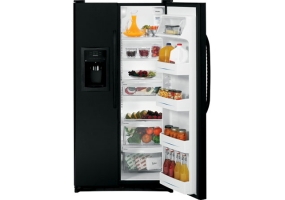 GE - GSH25JFXBB - Side-by-Side Refrigerators