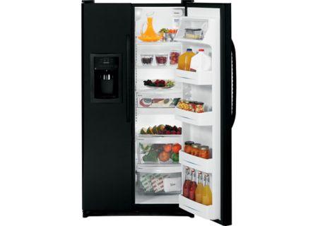GE - GSH25JFXBB - Side-by-Side Refrigerators