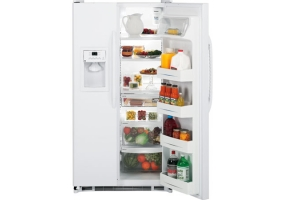 GE - GSH25JFXWW - Side-by-Side Refrigerators