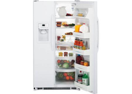 GE - GSH25JFXWW - Side-by-Side Refrigerators