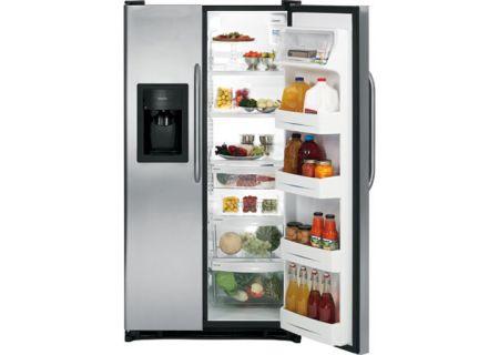GE - GSH22JSSS - Side-by-Side Refrigerators