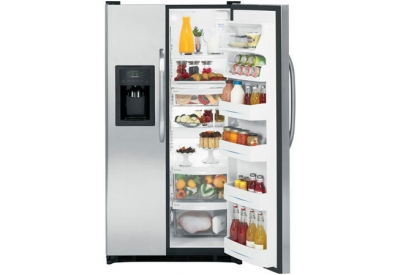 GE - GSH25ISXSS - Side-by-Side Refrigerators