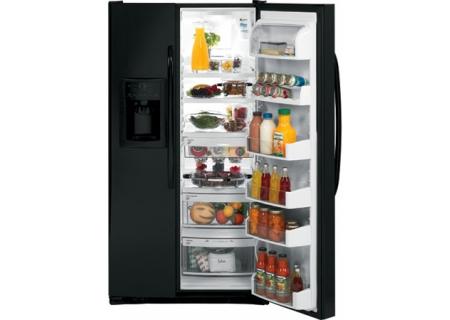 GE - GSHF5KGXBB  - Side-by-Side Refrigerators