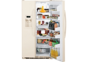 GE - GSHF5KGXCC - Side-by-Side Refrigerators