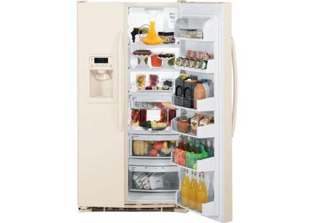 GE - GSHF5KGXCC - Side-by-Side Refrigerators