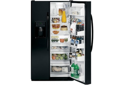 GE - GSHF9NGYBB - Side-by-Side Refrigerators