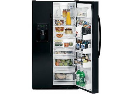 GE - GSHF9NGYBB - Side-by-Side Refrigerators