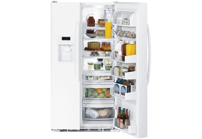 GE - GSHF9NGYWW - Side-by-Side Refrigerators