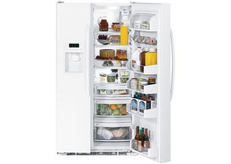 GE - GSHF9NGYWW - Side-by-Side Refrigerators