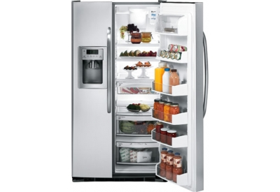GE - GSHL5KGXLS - Side-by-Side Refrigerators