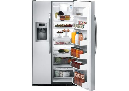 GE - GSHL5KGXLS - Side-by-Side Refrigerators