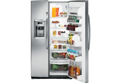 GE - GSHL5MGXLS - Side-by-Side Refrigerators