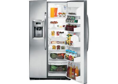 GE - GSHL5MGXLS - Side-by-Side Refrigerators