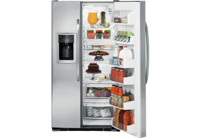 GE - GSHS5KGXSS - Side-by-Side Refrigerators