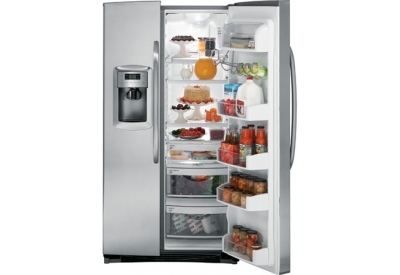 GE - GSHS5PGYSS - Side-by-Side Refrigerators