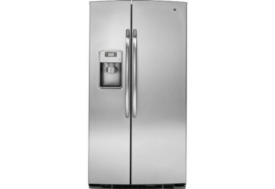 GE - GSHS6PGYSS - Side-by-Side Refrigerators