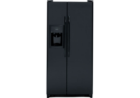 GE - GSS20GEWBB - Side-by-Side Refrigerators