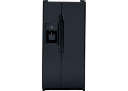 GE - GSS20GEWBB - Side-by-Side Refrigerators