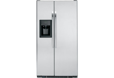 GE - GSS23QSWSS - Side-by-Side Refrigerators