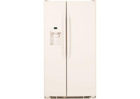 GE - GSS25QGTCC - Side-by-Side Refrigerators